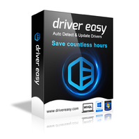 Driver Easy - 5 Computers License / 1 Year boxshot